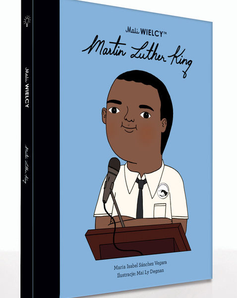 Mali WIELCY. Martin Luther King - Smart books