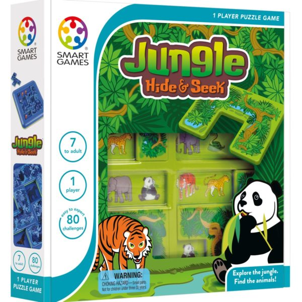 Jungle Hide & Seek (ENG) - Smart Games