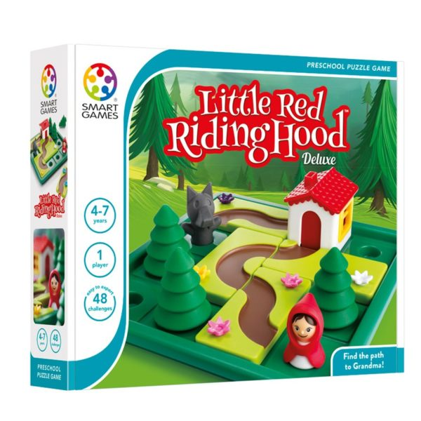 Little Red Riding Hood (ENG) - Smart Games