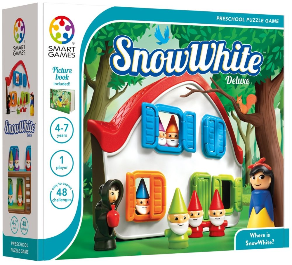 Snow White (ENG) - Smart Games